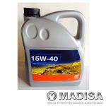 Aceite Motor SAE 15W 40 5 Litros