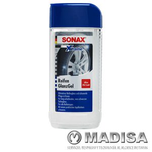 SONAX-Xtreme-Gel-Brillante-para-llantas-250ml